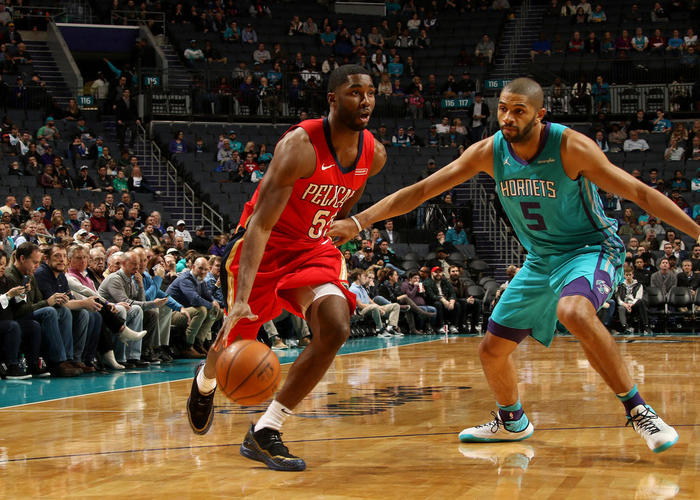 Buzz Preview Charlotte Hornets At New Orleans Pelicans